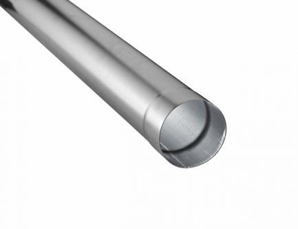 zink nedløbsrør ø76 - ø80 - ø87 - ø100 mm.