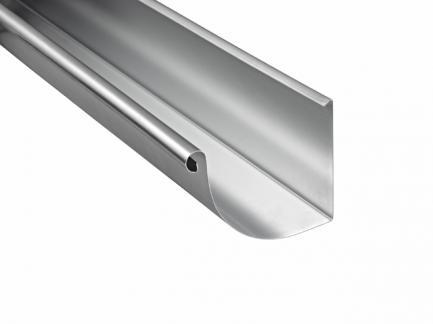 zinktagrender arkitekt / kvartrund 333-400-500 mm.